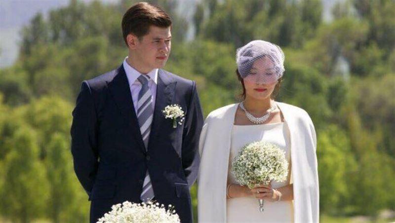 В Сети появились первые фотографии со свадьбы внучки президента Казахстана