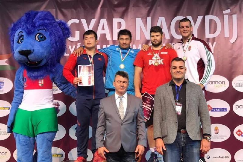Алтын Гран-при турнирінде балуандарымыз 4 алтын медаль алды