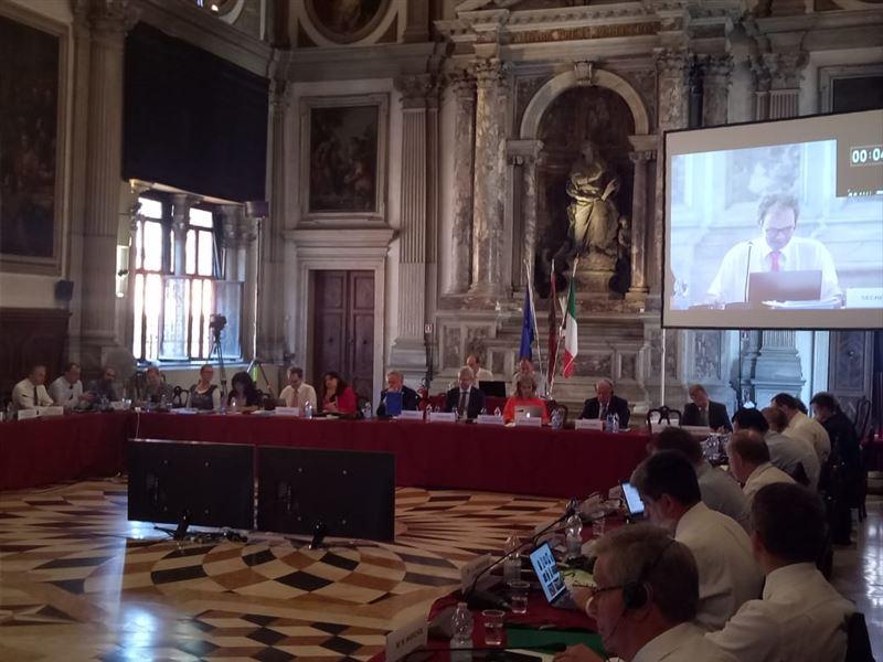 Фонд Первого Президента продвигает инициативы Елбасы по построению сильного правового государства на Венецианской комиссии