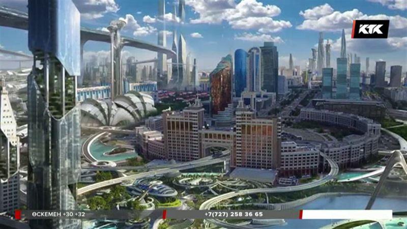 Тұңғыш Президент қоры Астана туралы ерекше жоба жасады