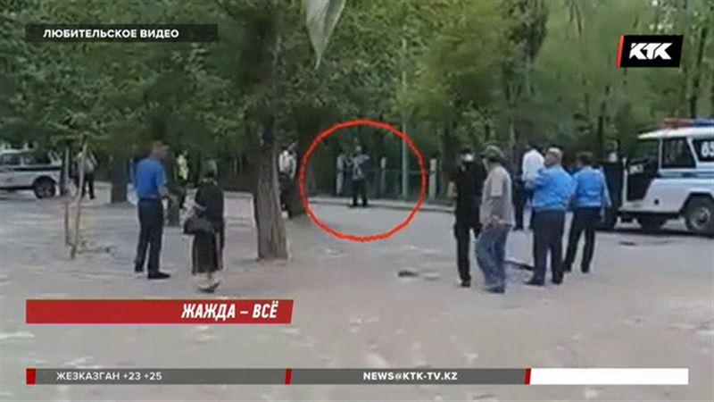 В Павлодаре грабитель потребовал пива