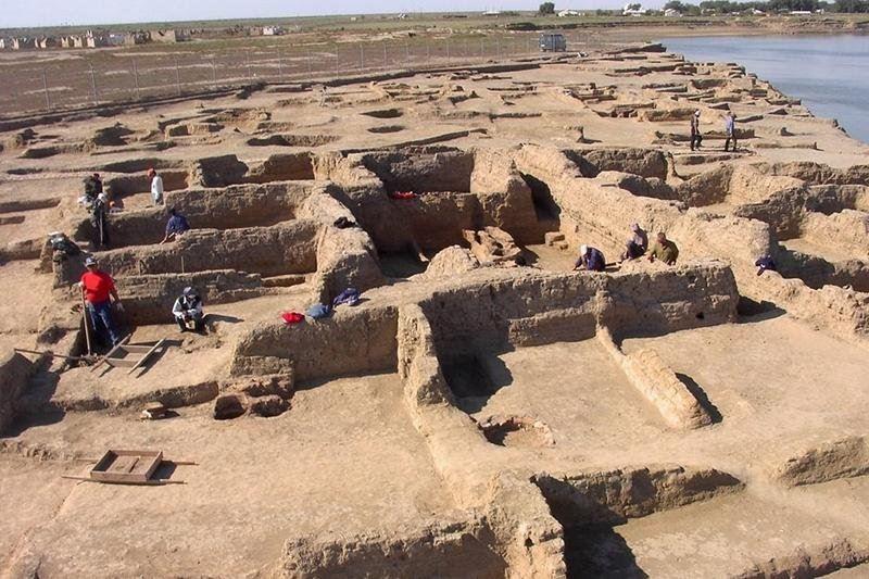 Археологтар Жамбыл облысында көне қаланың орнын тапты