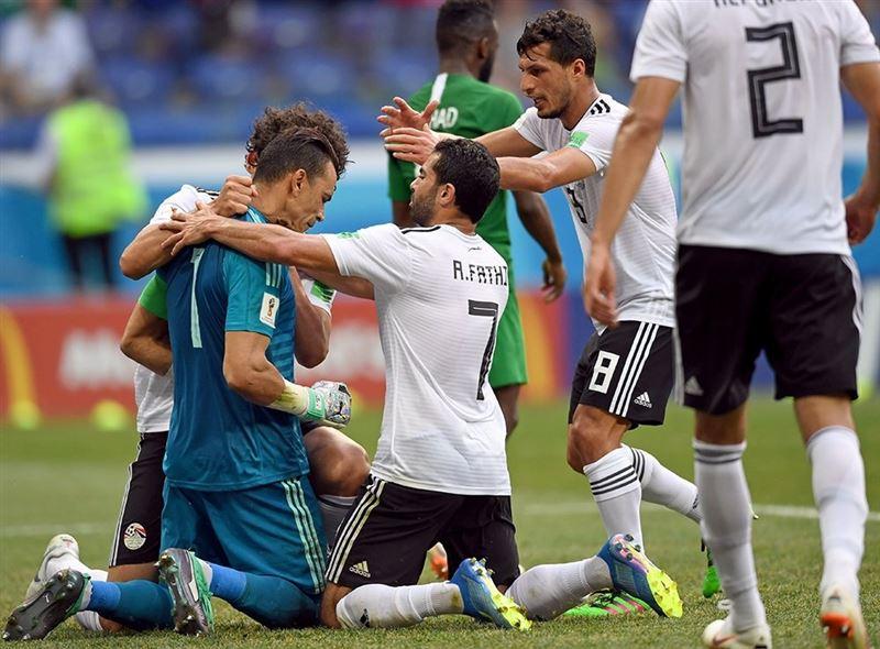 ЧМ-2018: во время матча сборной Египта умер комментатор