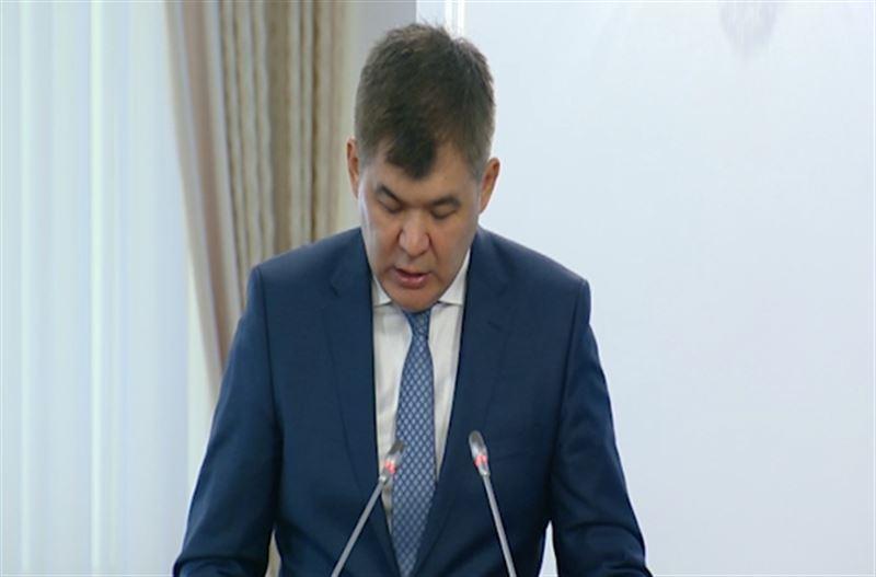 Елжан Биртанов: «Количество онкологических больных составляет более 171 тысячи»