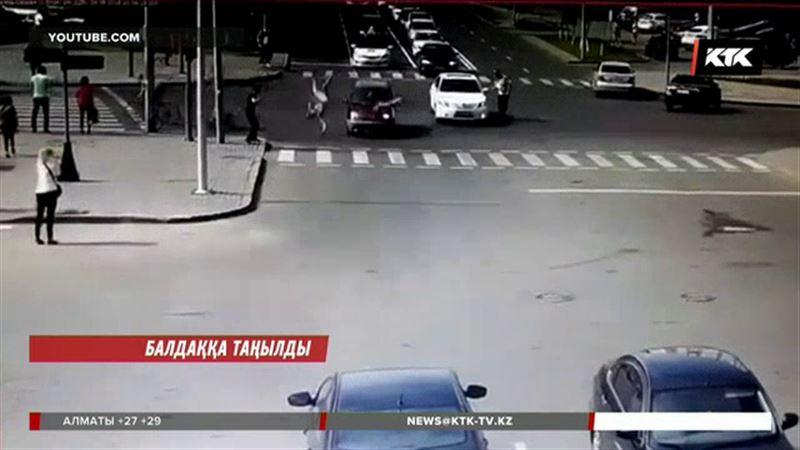 Астанада жарыс кезінде велосипедшілерді қағып өлтіре жаздаған жүргізуші тергеліп жатыр