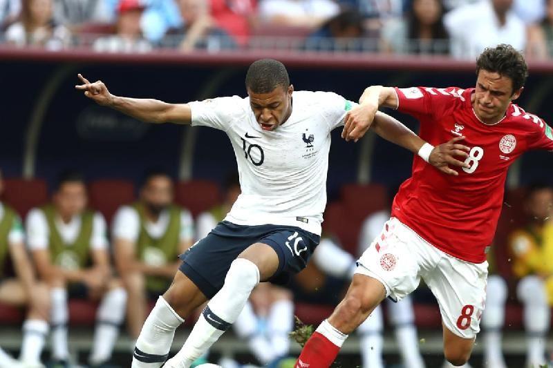 ӘЧ-2018: Франция мен Дания екі жолдамаға ие болды