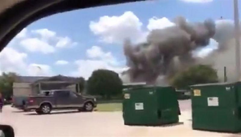 От взрыва в техасской больнице погиб один человек, еще 12 пострадали