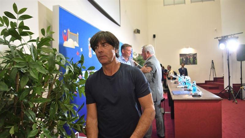 Біз плей-оффқа лайықты ойын көрсете алмадық - Германия құрамасының бас бапкері