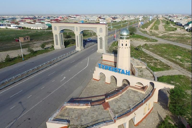 Түркістан облысында құрылатын төрт ауданның шекарасы бекітілді