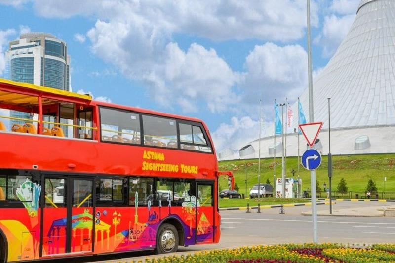 Астанада үш күн бойы тегін экскурсиялар өтеді