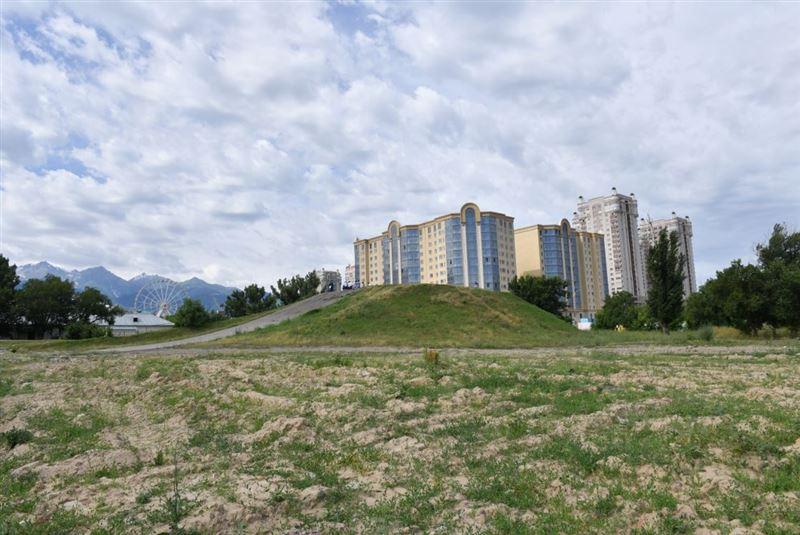 В Алматы рядом с ТЦ «Mega» хотят возвести музей сакской культуры