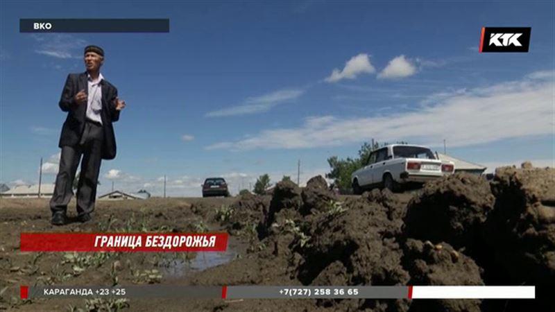 Гости не хотят приезжать в восточноказахстанское село Байтанат