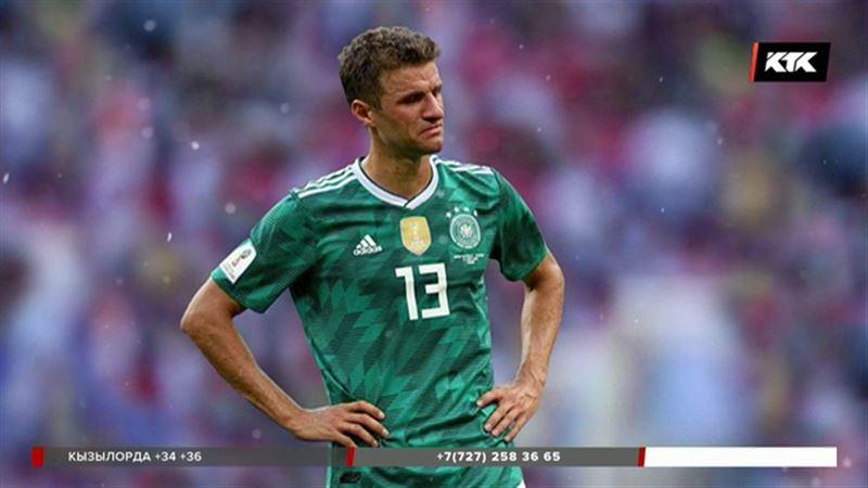Немецкие футболисты летят домой: случайность или проклятие чемпионов?