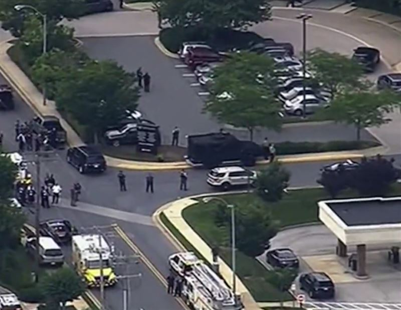 Трагедия в Мэриленде: журналистов расстреляли из дробовика