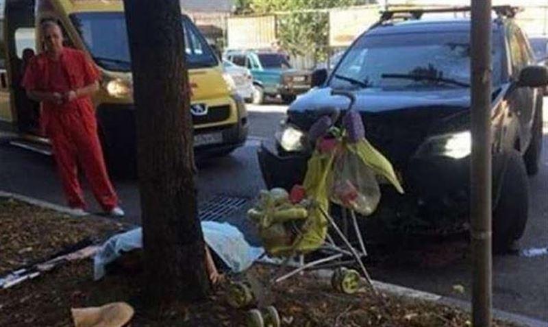 В Туапсе бизнесмен на «зебре» насмерть сбил жену игрока КВН