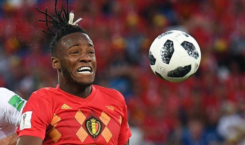 Самый смешной момент на ЧМ-2018: бельгиец попал в штангу и мяч отлетел ему в голову