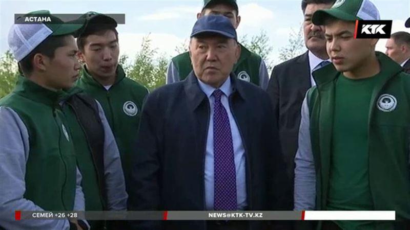 Президент по традиции выпустил на свободу сотни фазанов