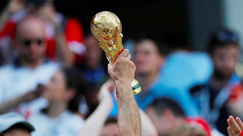 Расписание матчей 1/8 финала Чемпионата мира-2018 на 30 июня