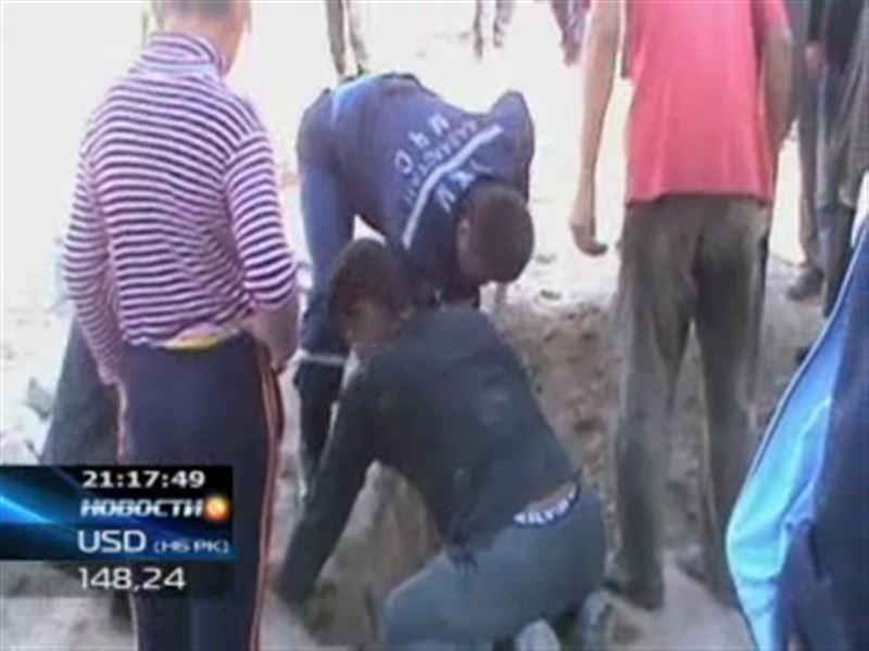 В Шымкенте спасали 6-летнего мальчика