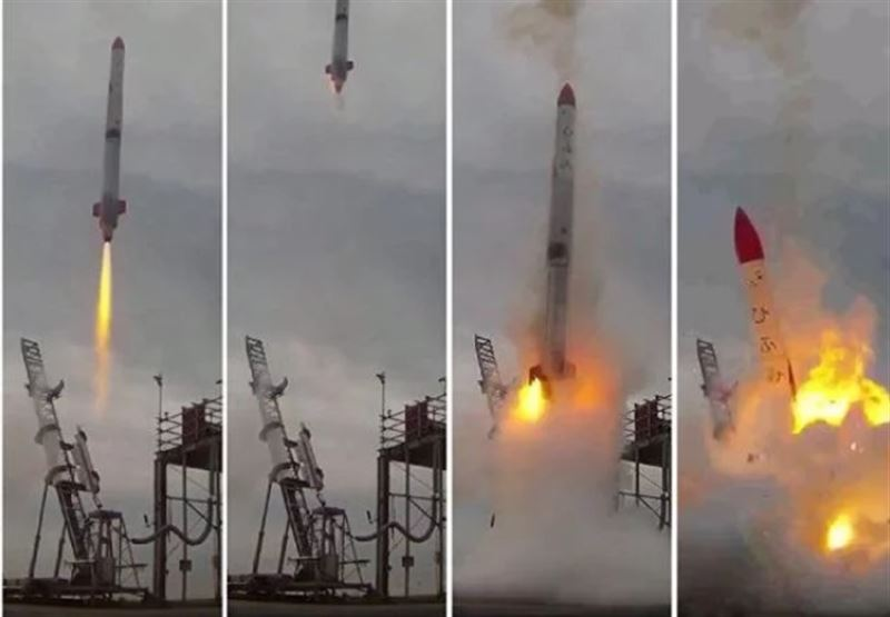 В Сети появилось видео, на котором запечатлен неудачный запуск первой японской частной ракеты