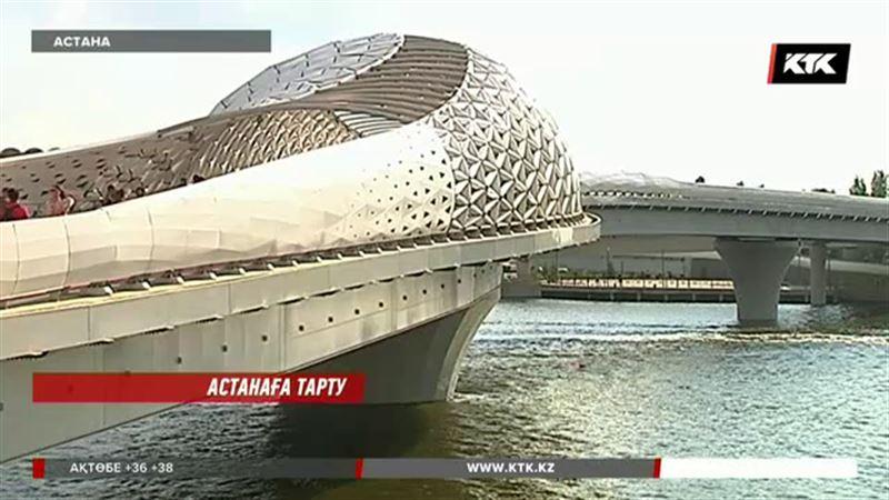 Астанаға аймақтар сыйға тартқан нысандардың сәулеті көпшілікті таңқалдырды