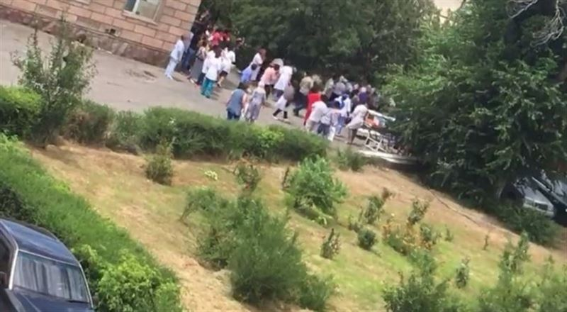 Алматы облысында үш адам уланып қайтыс болды