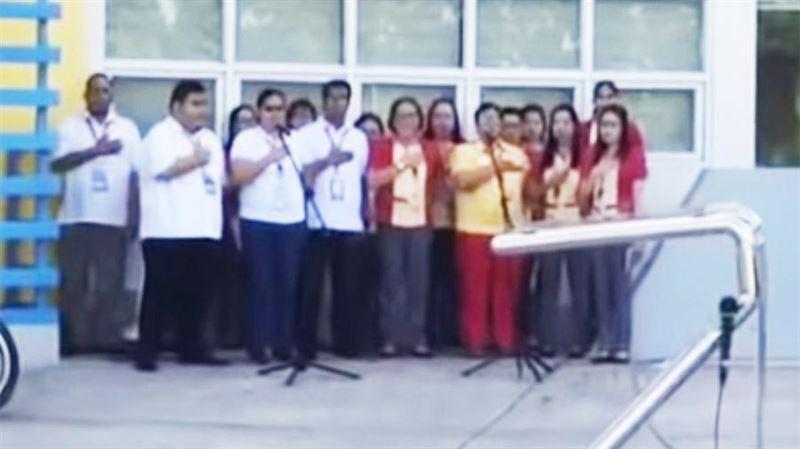 На Филиппинах снайпер застрелил мэра во время торжества