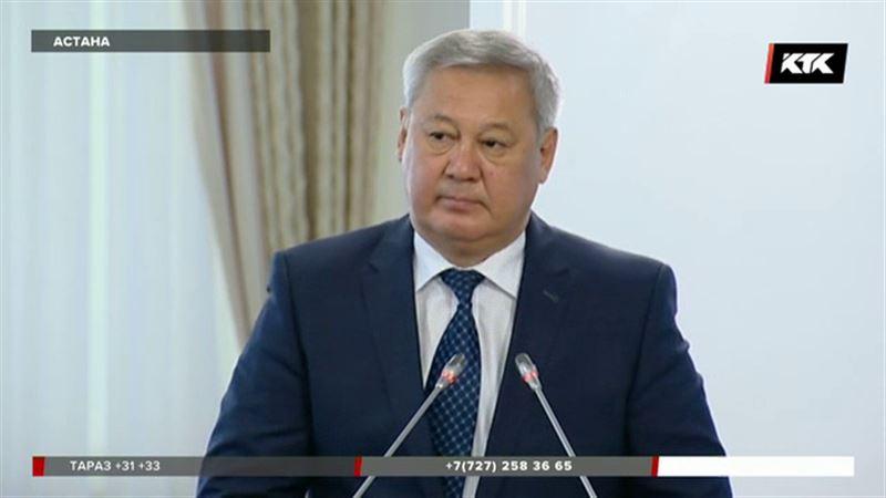 Сағынтаев «ҚазАвтоЖол» басшысының шаңын қақты