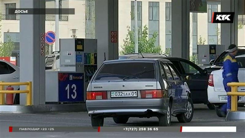 Ввоз бензина из России хотят приостановить