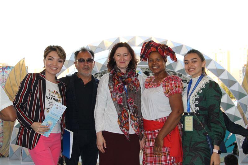 Международный Фестиваль «The Planet of ART» прошел в Астане