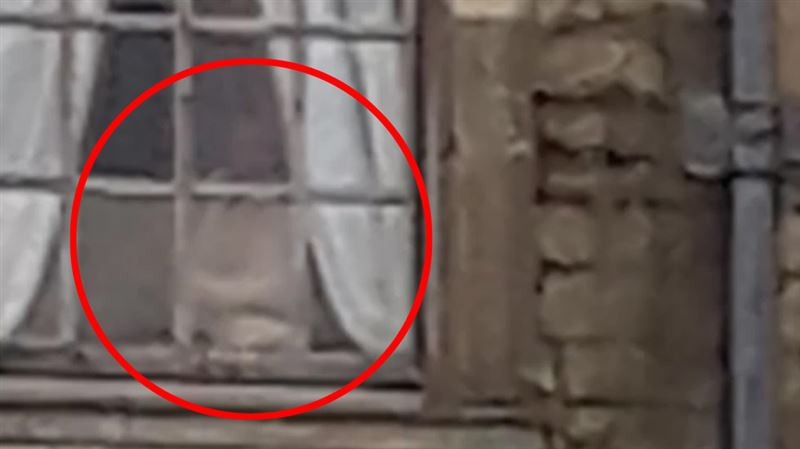 Призрак цыганки увидели в окне монастыря, в котором при жизни ее изнасиловали