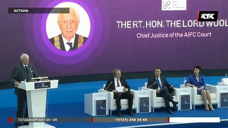 Риски в работе МФЦА обсудили в Астане