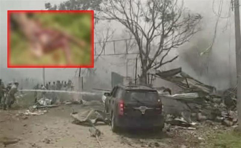 В Индии взорвалась фабрика фейерверков: 11 погибших