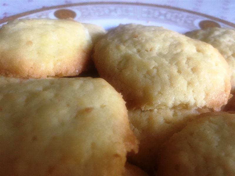 Полезно и вкусно: домашнее печенье