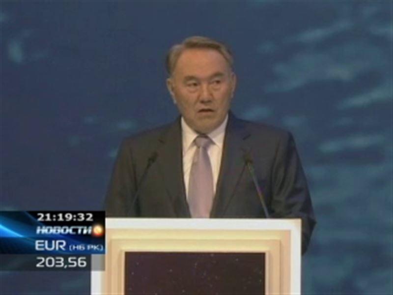 Представители Конгресса США вновь предложили вручить Нобелевскую премию мира Нурсултану Назарбаеву