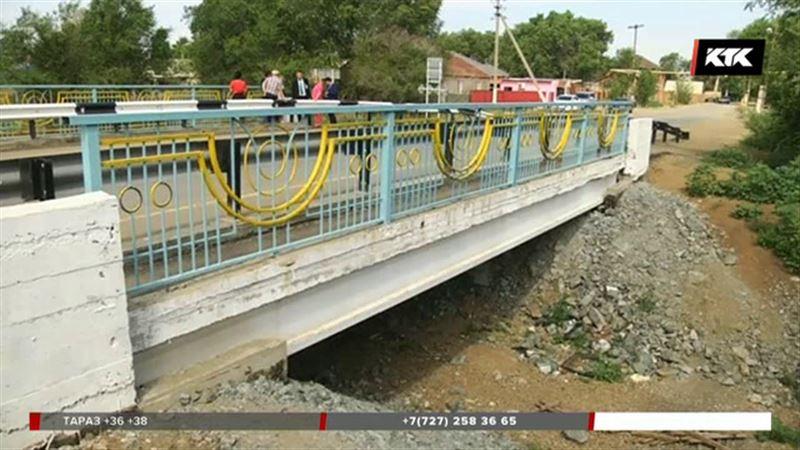 Мост за 80 миллионов вызвал вопросы у актюбинцев