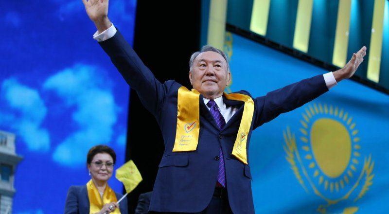 Лидеры стран поздравляют Президента Казахстана