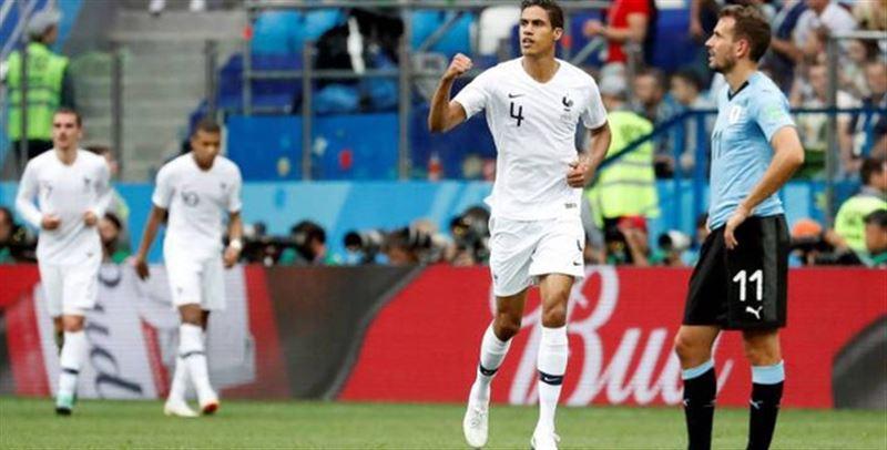 Франция алғаш болып жартылай финалға шықты
