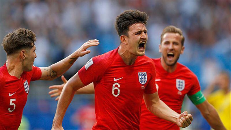 Англия третий раз в истории Чемпионата мира попадает в полуфинал