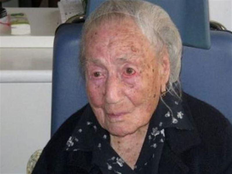 В Италии на 117 году жизни скончалась старейшая женщина Европы