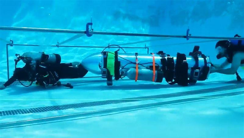 Спасатели отказались использовать мини-субмарину Маска для эвакуации школьников