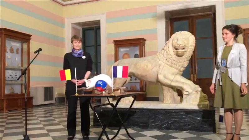 Кот-оракул Ахилл предсказал поражение Франции в полуфинале ЧМ-2018