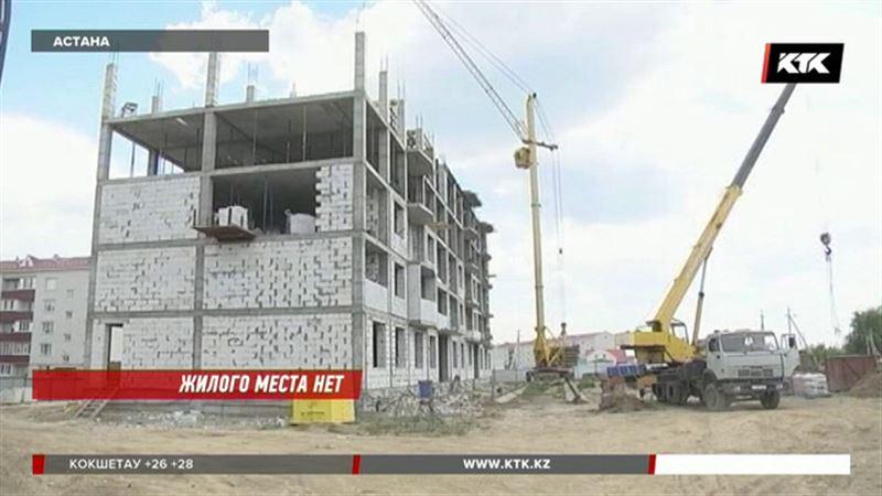 Бакытжан Сагинтаев недоволен регионами, где не строят общежитий