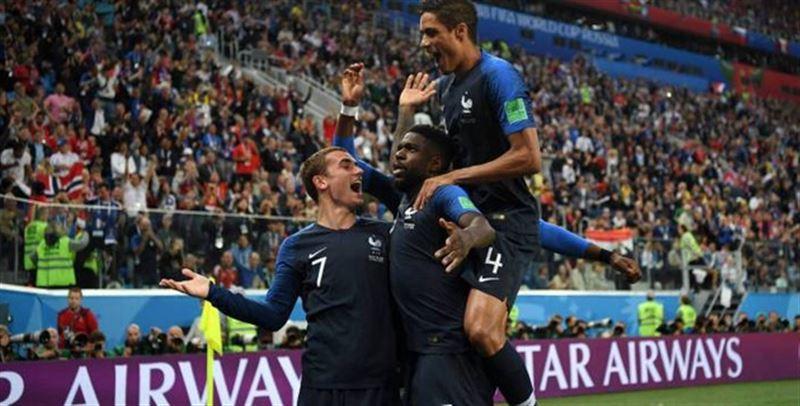ӘЧ-2018: Франция финалға шықты