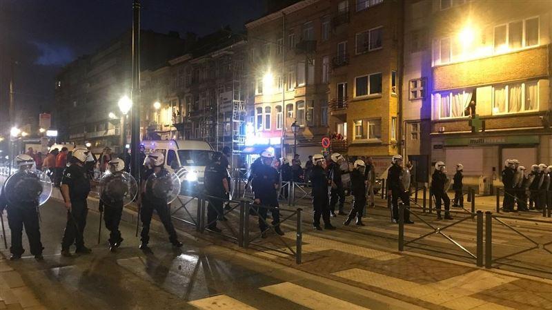 ЧМ-2018: в Брюсселе произошли беспорядки после проигрыша сборной Бельгии