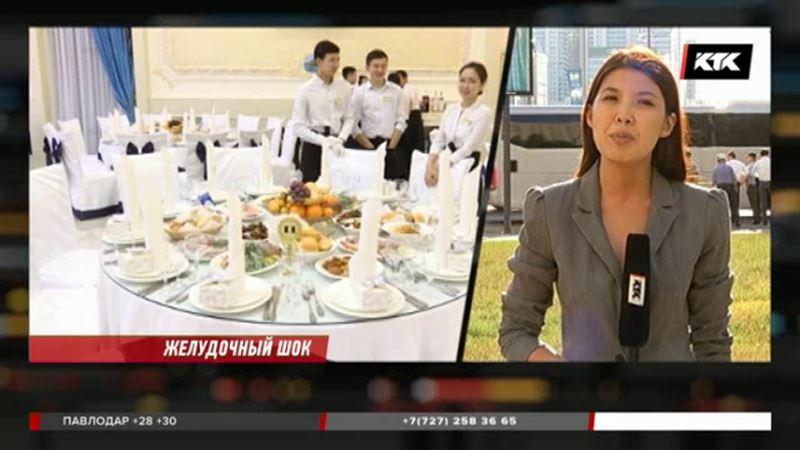 Главный санврач Казахстана рассказал про опасность тоев