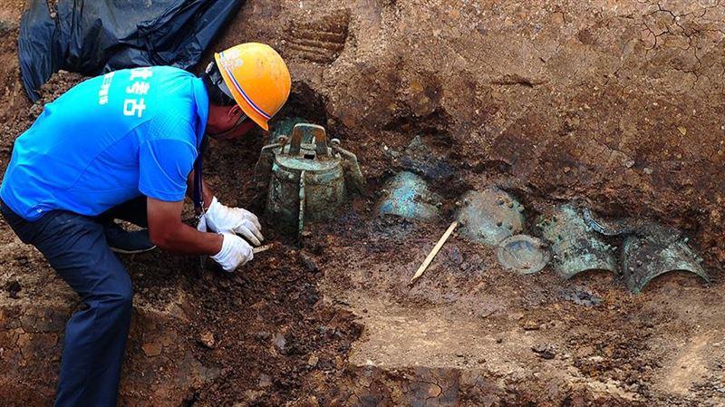 Ученые: первые люди жили в Китае еще 2 миллиона лет назад