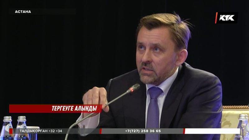 Сергей Хорошунға ауыр айып таққан кәсіпкер кім?