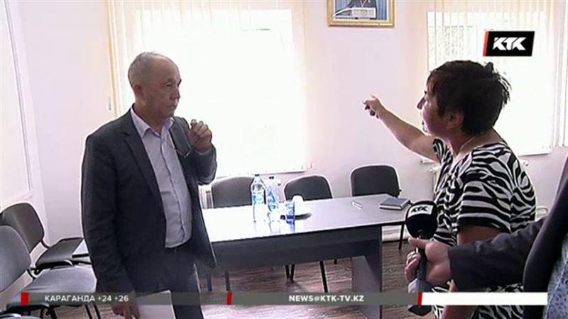 Главврач сельской больницы в Алматинской области уволился после скандалов