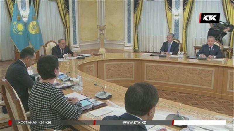Нурсултан Назарбаев получил пожизненное право возглавлять Совет безопасности страны